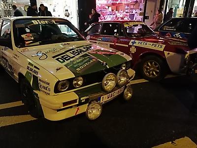 Rallye historique 2020